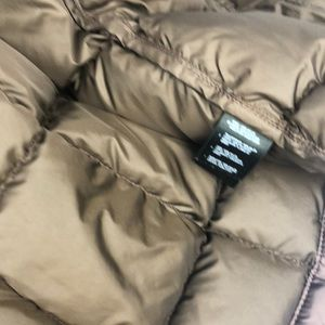 The North Face Jackets & Coats - The North Face •600 Brown Hooded Down Jacket Coat
